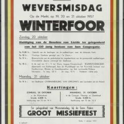 Kermis 1953 Stad Eeklo