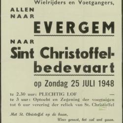 Evergem St Christoffelkermis