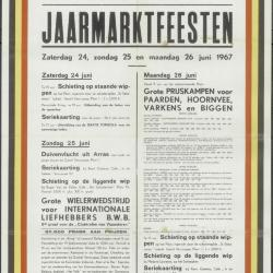 Gemeentekermis 1972 Kaprijke