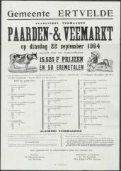 Paarden- & veemarkt Ertvelde