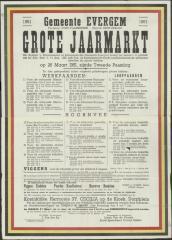 GROTE JAARMARKT Evergem