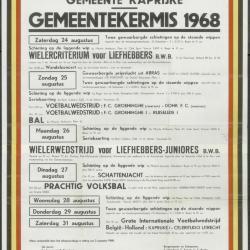 Gemeentekermis 1967 Kaprijke