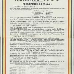 Kermis 1952 Sint-Laureins