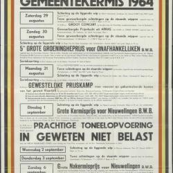 Kermis 1950 Sint-Laureins