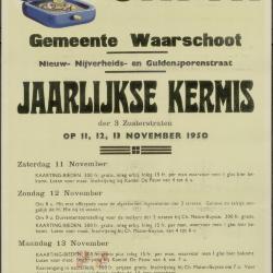 Waarschoot-Schoolstraat-Kermis 1951