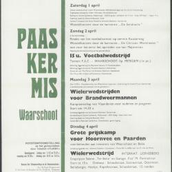 Kermis 1972 Waarschoot