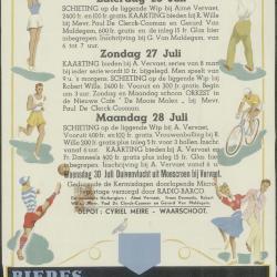 Vaderlandsche feesten Waerschoot